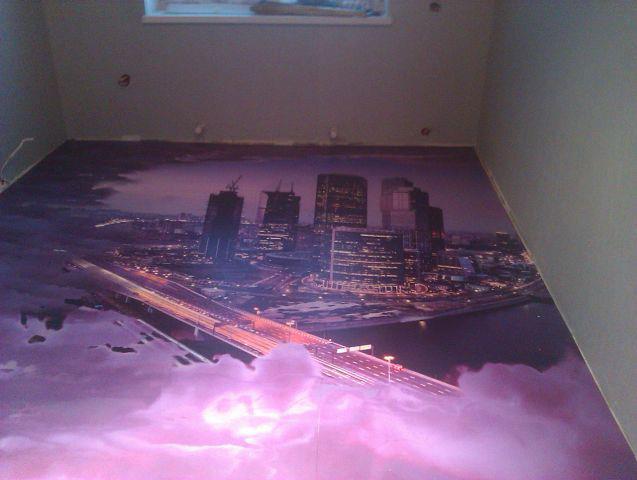 3d Vinyl Fußboden ~ 3d bodenbeschichtung und fussboden mit 3d bilder schule